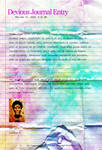 Rainbow Letter by little-billie