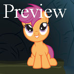 Scootaloo Dancing