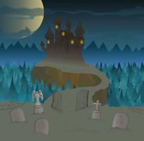 Haunted castle Interaction WIP by JodyBriggs