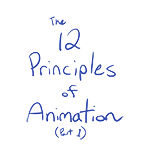 The 12 Principles of Animation (part 1)