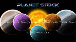 Planet Stock Pack UNRESTRICTED - AmandaKulpStock
