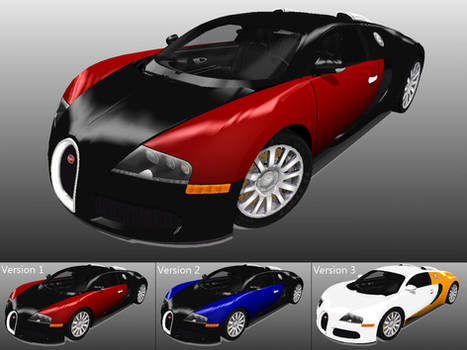 Bugatti Veyron Download by SirKnightThomas