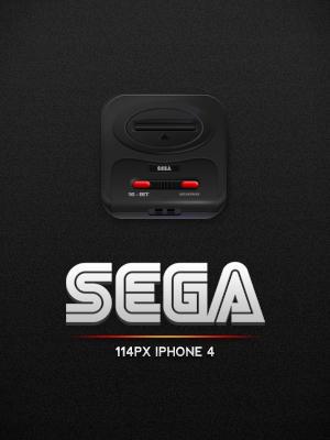 Sega Mega Drive II by tonehal