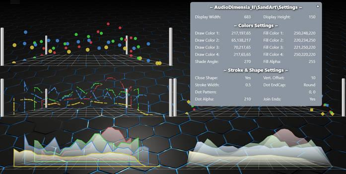 Audio Dimensia II ~ (New Version III)
