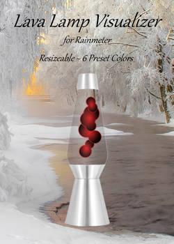 Lava Lamp Visualizer
