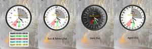 Schedule Clock for Rainmeter