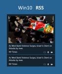 Win10 RSS