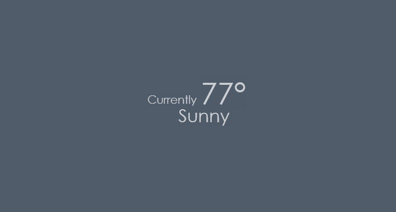 Elementary V3 Weather Patch V3.2020.08.01