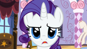 Message from Rarity