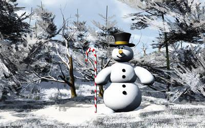 Is Frosty Lost?