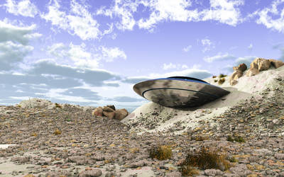 Roswell the Day After