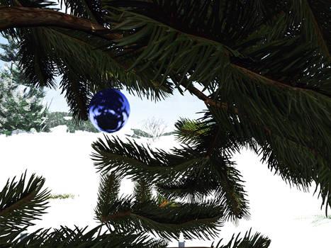 Inside the Christmas Tree