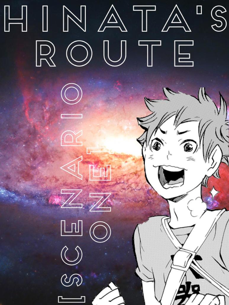 Haikyuu x Reader [Hinata's Route - Scenario One] by