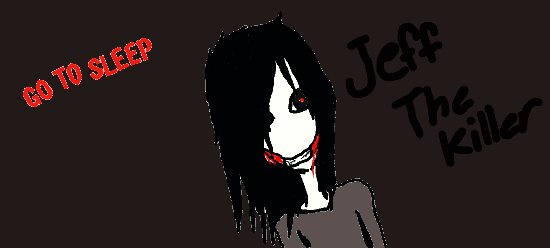 Jeff the killer by wolvesrock808