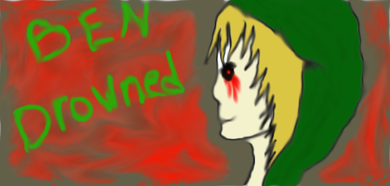 BEN Drowned by wolvesrock808