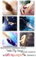 My hand... by Raffi-nyaunyau