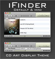 iFinder for CD Art Display by parry
