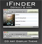 iFinder for CD Art Display