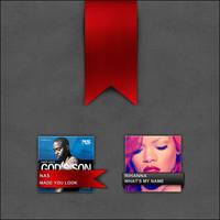 BannerART for CD Art Display