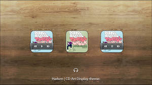 Harken for CD Art Display