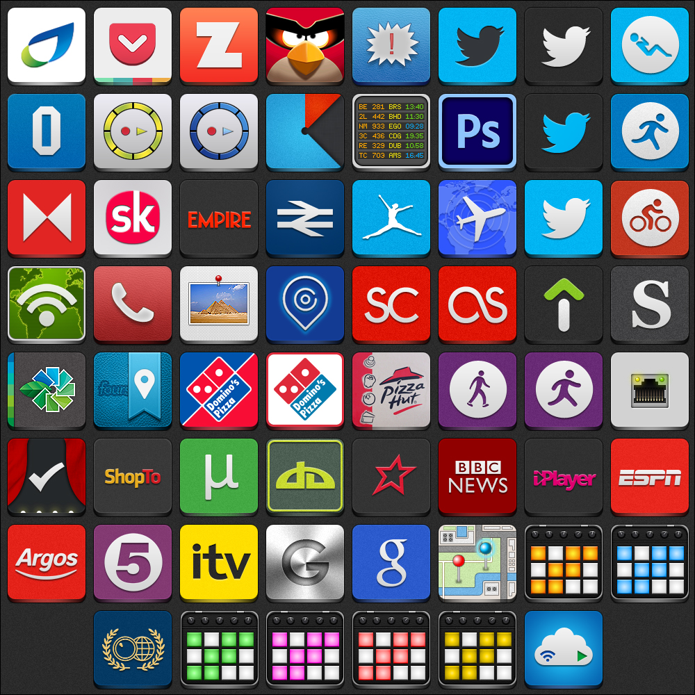 icon iphone favourites by t-take on DeviantArt