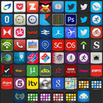 Jaku Icon Pack (62 Icons) - Updated - 19/06/2012