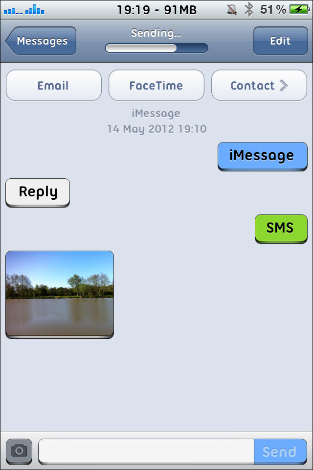 jaku bubbles for sms and whatsapp ios 5 6 by parry on deviantart