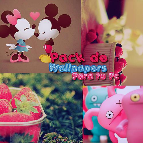 Pack de Wallpapers by jesus131313