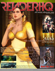 RenderHQ E-mag 02 May2011 by Vi2DoubleYu