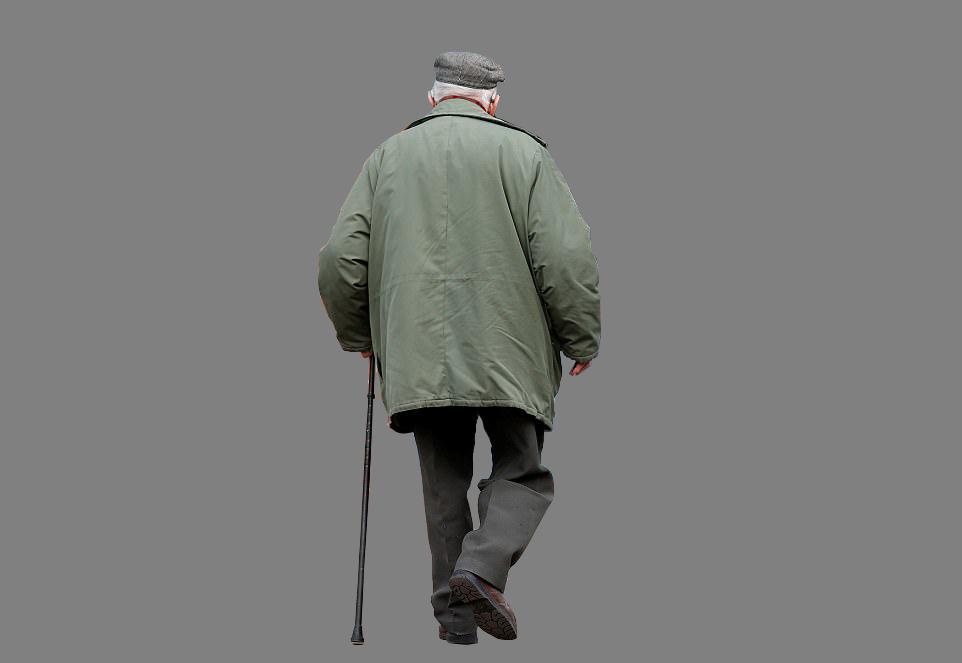 Old Man8776
