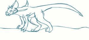 ceratopsian alien