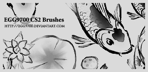 egg9700-set022 by egg9700-brushes