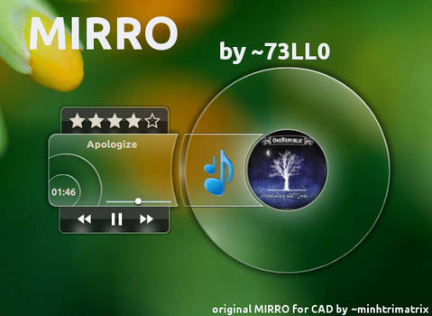 Mirro for CoverGloobus
