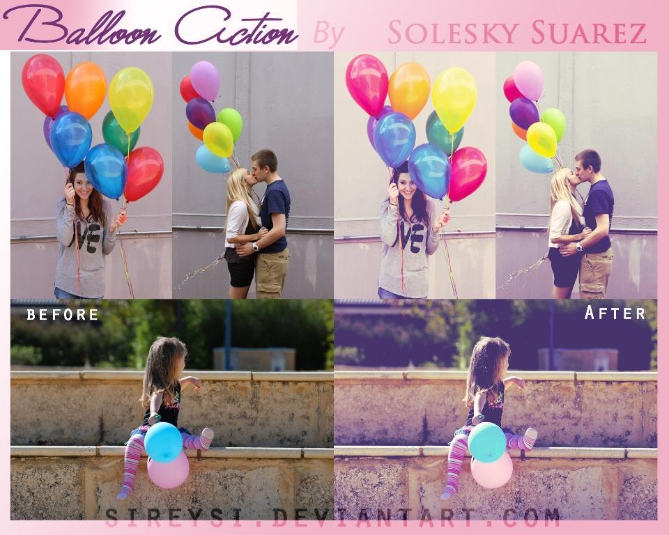 Balloon PS Action