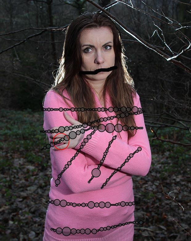 kidnapped women by FAMMA Scotti by deltorto