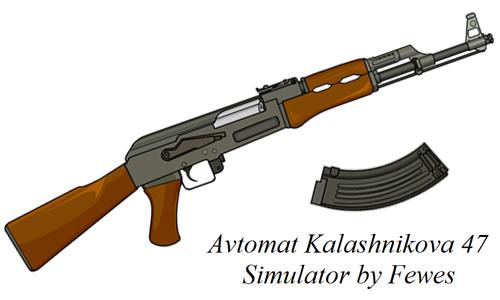 AK-47 Simulator by Fewes