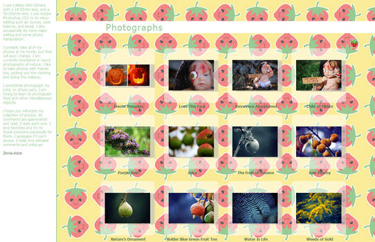 Strawberry Gallery CSS V2