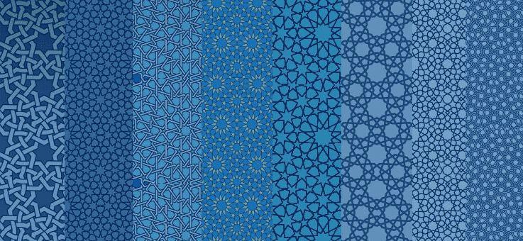 islamic background by ademmm