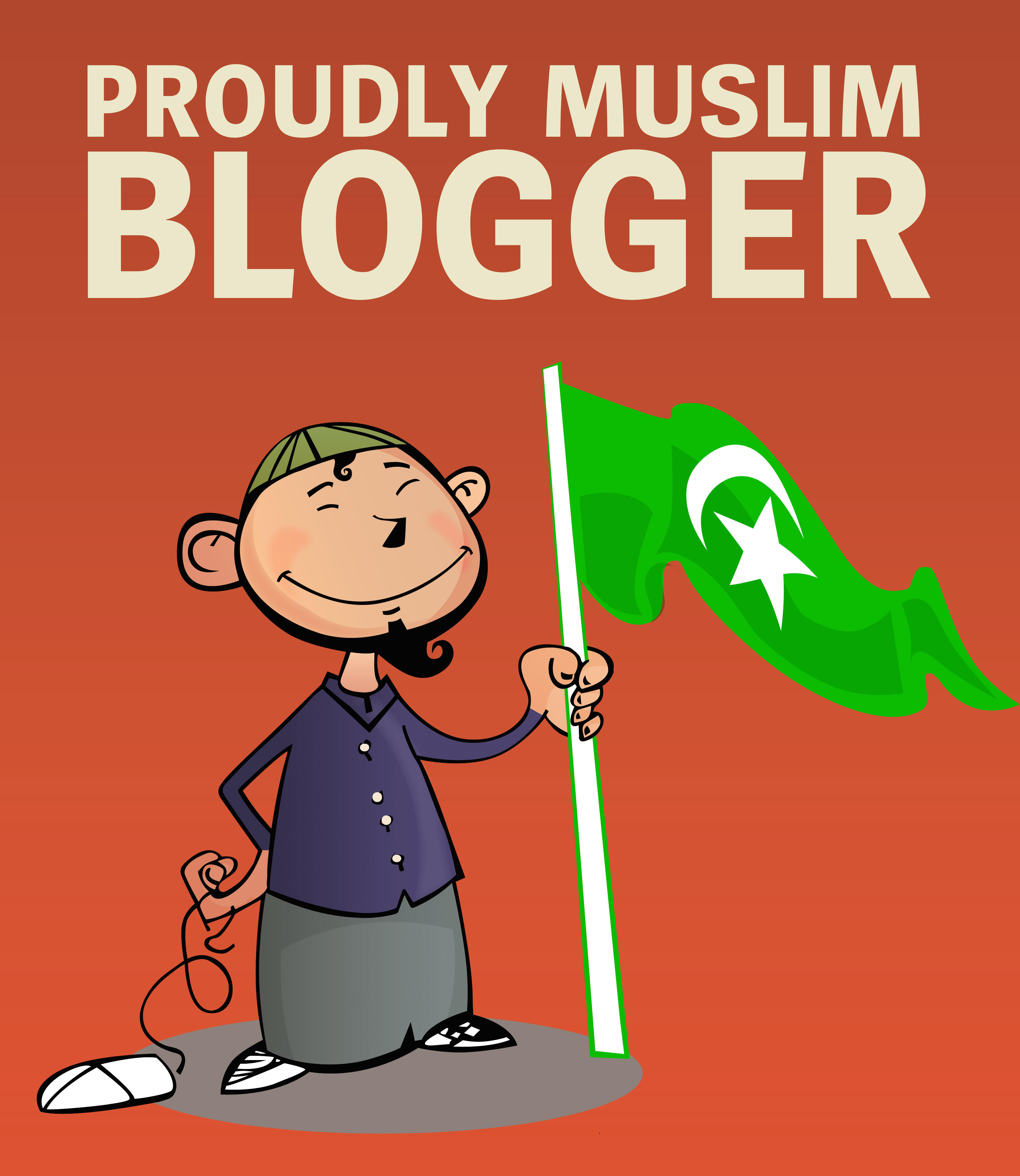 Proudly Muslim Blogger v3 by ademmm
