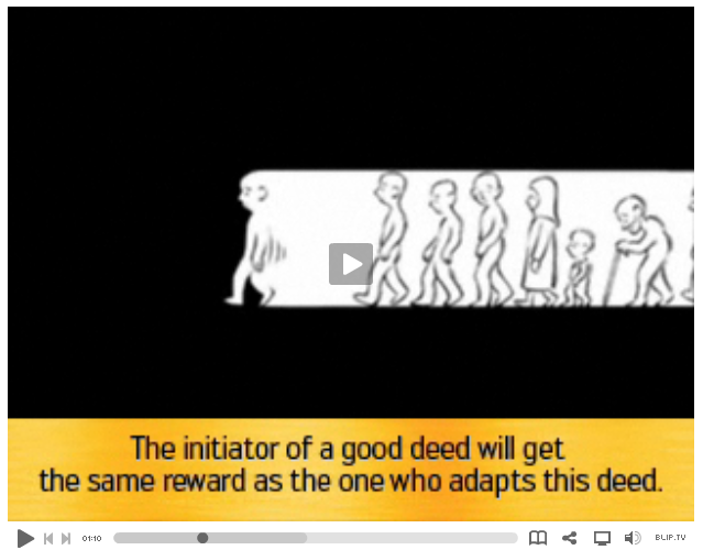 40 Hadith Animated English by ademmm on DeviantArt