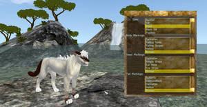 FeralHeart Cat Markings Pack Beta Version