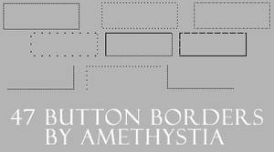 Buttons borders brushes