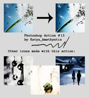 Photoshop Action 13 by Amethystia2006
