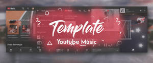 Template Youtube Music // Movil