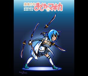 Sayaka Miki by mrdaywhea