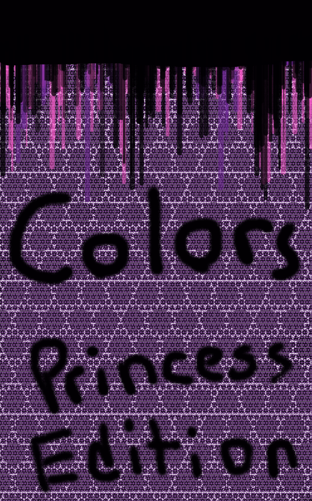 Colors Cover Princess Edition by MsMario317