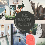 100 Images To Edit