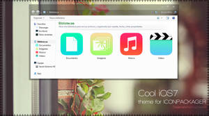 Cool iOS7 {Iconpackager}