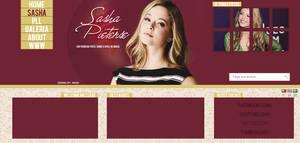 Sasha Pieterse header PSD