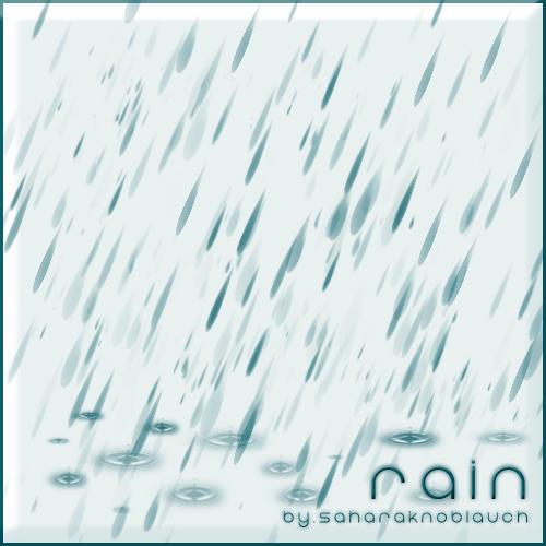 .:Rainy:. - IMAGE PACK by SaharaKnoblauch